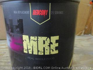 MRE Meal replacement protein powder dented