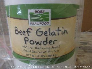 Beef gelatin Powder