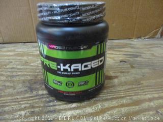 Pre-Kaged Pre workout Primer