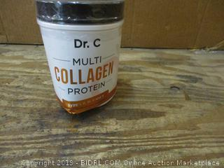 DR.C Multi Collagen Protein  factory sealed dented