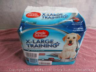 Extra-Large Pet Dog and Puppy Training Pads