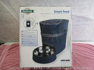 PetSafe Smart Feed Automatic Dog & Cat Feeder - 24-Cups, Wi-Fi Enabled App for iPhone & Android (Retail $215)