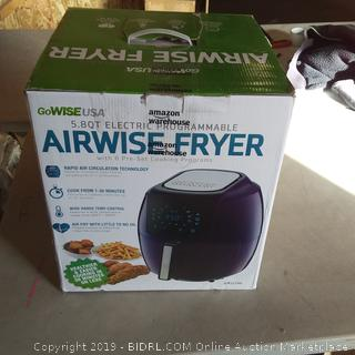 Airwise Electric Fryer