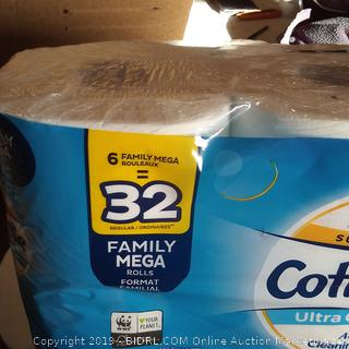Citronella Toilet Paper (Not Full Product)