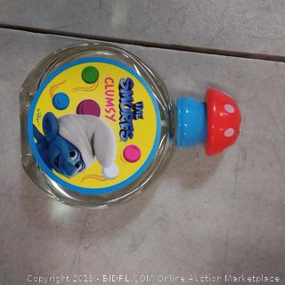 The Smurfs toilette