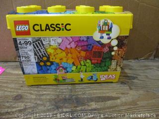 Lego Classic box damage