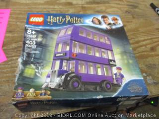 Lego Harry Potter box damage