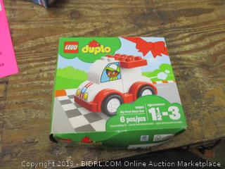 Lego duplo box damage