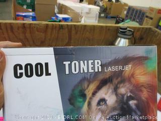 Cool Toner Laserjet