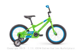 RALEIGH Bikes MXR 12 Kids Bike with Training Wheels for Boys Youth 2-4 Years Old (online $170)