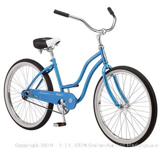 Schwinn classic blue bike 26 inch wheels(Factory Sealed) COME PREVIEW!!!!! (ONLINE $289)
