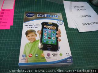 Vtech KidiBuzz the Hand Held Smart Device for Kids Factory Sealed