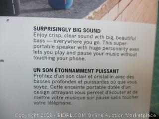 Ultimate Ears Wonderboom Portable Bluetooth Speaker
