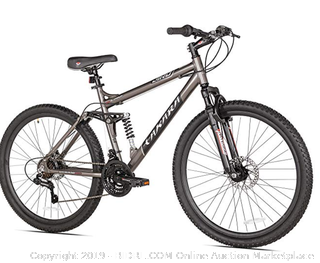 Takara Jiro Dual-Suspension Disc Brake Mountain Bike, 27.5-Inch (Online $223)