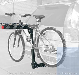 MAXXHAUL - 4 Bicycle Bike Hitch Mount Carrier Rack 2-Inch Receiver Car Truck