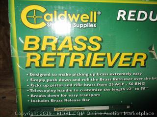Caldwell Brass Retriever