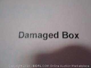 Gilloway cushion New/ damaged box