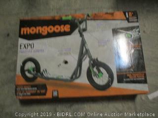 Mongoose Freestyle Scooter Factory sealed, damaged box