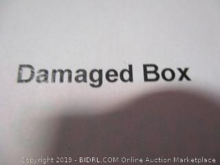 Trampoline new damaged box