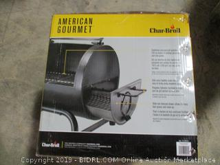 American Gourmet Charcoal Tabletop Grill