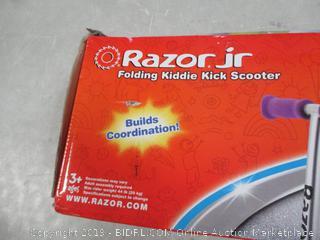 Razor Folding Kiddie Kick Scooter