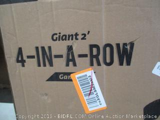 Giant 2' 4-in-1-Row