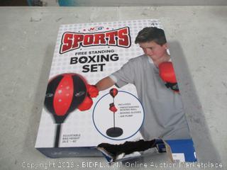Sports Free Standing Boxing Set