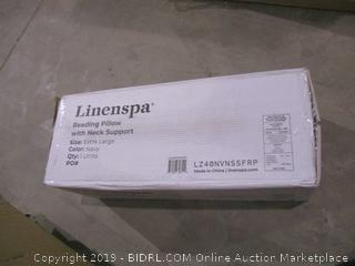 Linenspa Reading Pillow with neck support
