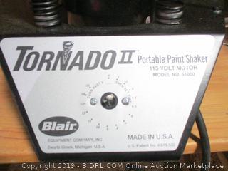 Tornado Paint Shaker damaged knob