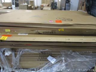 Glass Dry-Erase Board