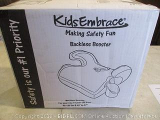 Backless Booster (Sealed)