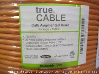 True Cable Augmented Riser