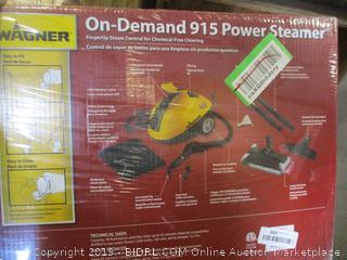 Wagner On-Demand Power Steamer (Sealed)