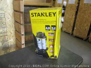 Stanley Stainless Steel Wet/Dry Vac (Box Damage)