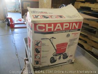 Chapin Contractor Turf Spreader