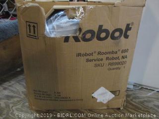 Robot roomba 690