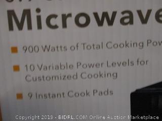 Microwave Oven Sunbeam