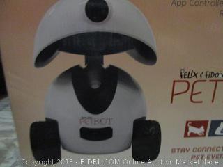 Petbot No Cords