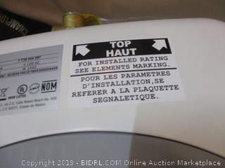 Bosch Tank water heater