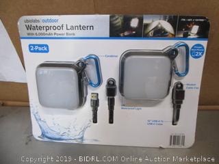 Ubiolabs Outdoor Waterproof Lantern Power Bank