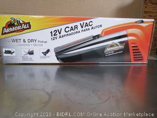 ArmorAll 12V Car Vac