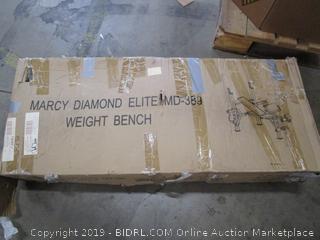 Marcy Diamond Elite Weight Bench