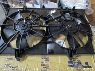 Automotive cooling Fan