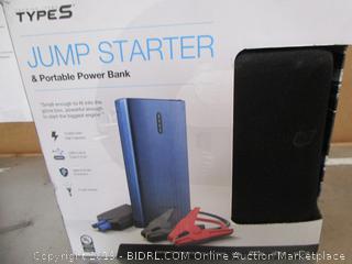 Winplus TypeS Jump Starter Blue Power Bank