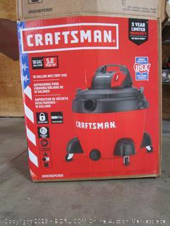 Craftsman Wet/Dry Vacuum