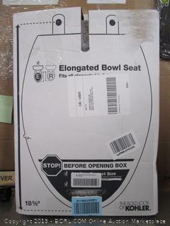 Kohler Toilet Seat