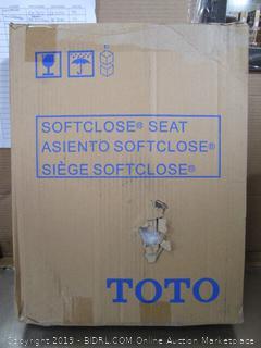 TOTO Softclose Toilet Seat