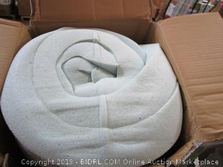 """Linenspa 3"""" Gel Memory Foam Mattress Topper"""