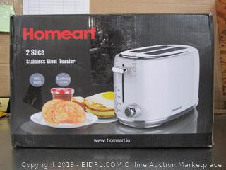 Homeart Toaster
