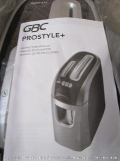 GBC Prostyle Shredder